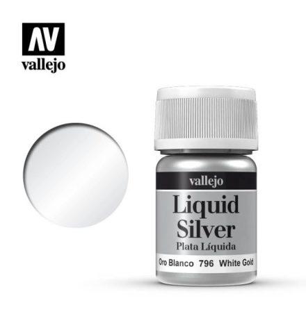 WHITE GOLD (VALLEJO MODEL COLOR - ALCOHOL BASED, NEW FORMULA!)