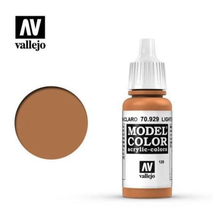 LIGHT BROWN (VALLEJO MODEL COLOR) (6-pack)