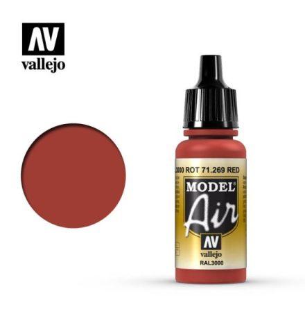 RED (VALLEJO MODEL AIR) (6-pack)