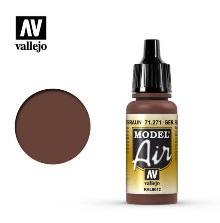 GERMAN RED BROWN (VALLEJO MODEL AIR) (6-pack)