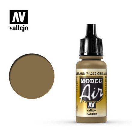 GERMAN GREEN BROWN (VALLEJO MODEL AIR) (6-pack)