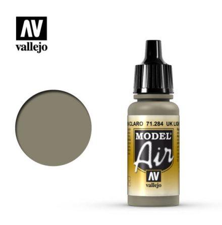 MI. UK LIGHT MUD (VALLEJO MODEL AIR) (6-pack)
