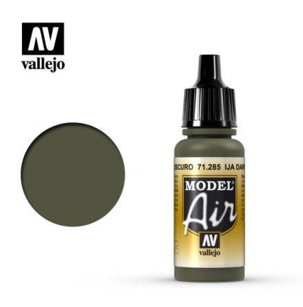 MI. IJA DARK GREEN (VALLEJO MODEL AIR) (6-pack)