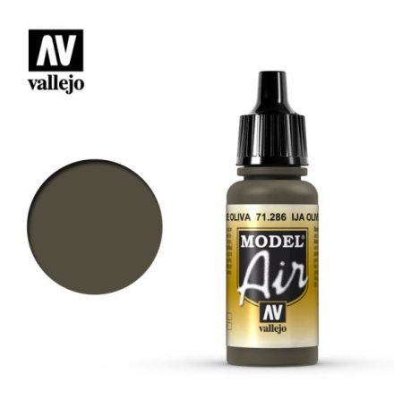 MI. IJA OLIVE GREEN (VALLEJO MODEL AIR) (6-pack)
