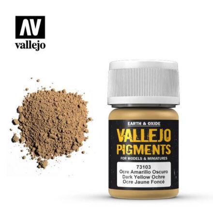 Dark Yellow Ocre 35 ml