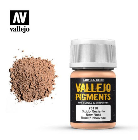 Pigment: Fresh Rust 35 ml