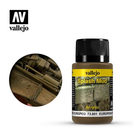 EUROPEAN SPLASH MUD (40 ml)