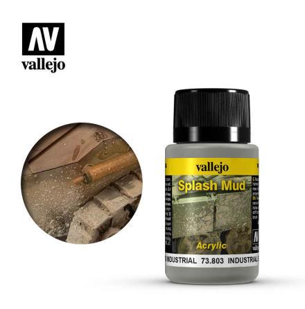 INDUSTRIAL SPLASH MUD (40 ml)