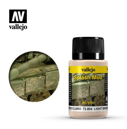 LIGHT BROWN SPLASH MUD (40 ml)