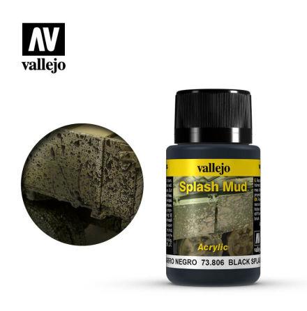 BLACK SPLASH MUD (40 ml)