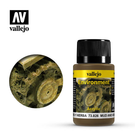 MUD AND GRASS EFFECT (40 ml)