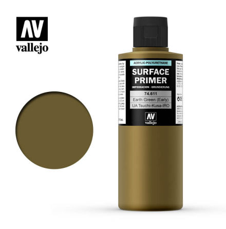 Earth Green Primer (200 ml)