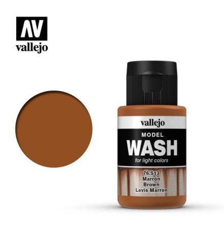 MODEL WASH 35ML. BROWN WASH