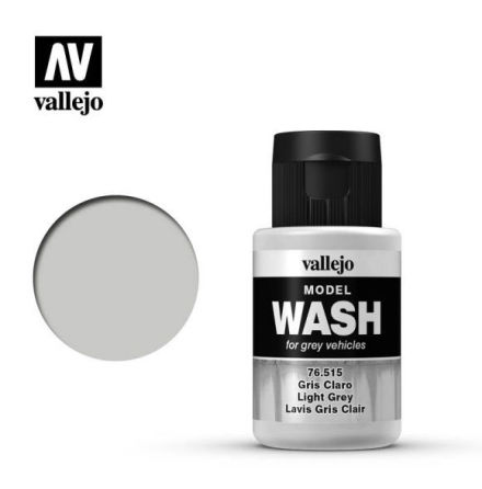 MODEL WASH 35ML. LIGHT GREY WASH