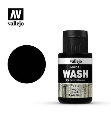 MODEL WASH 35ML. BLACK WASH