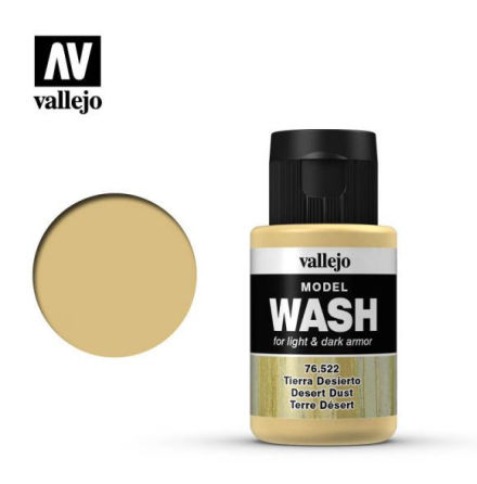 MODEL WASH 35ML. DESERT DUST WASH