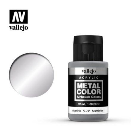 Aluminium (VALLEJO METAL COLOR) 32 ml