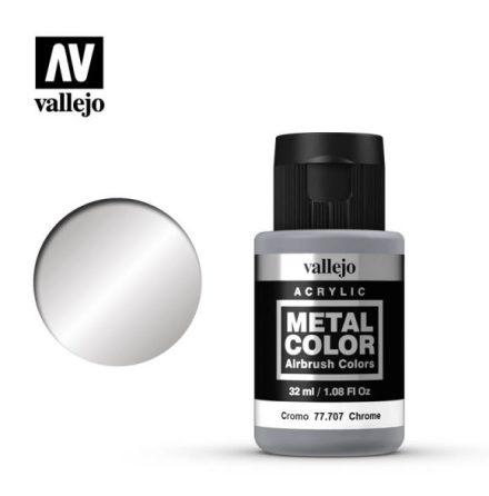Chrome (VALLEJO METAL COLOR) 32 ml