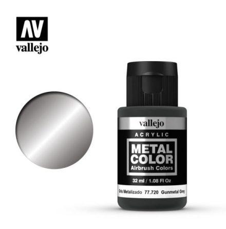 Gunmetal grey (VALLEJO METAL COLOR) 32 ml