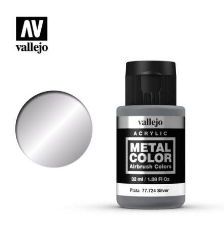 Silver (VALLEJO METAL COLOR) 32 ml