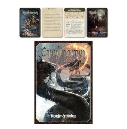 Symbaroum: Spelkort - Monster & Särdrag