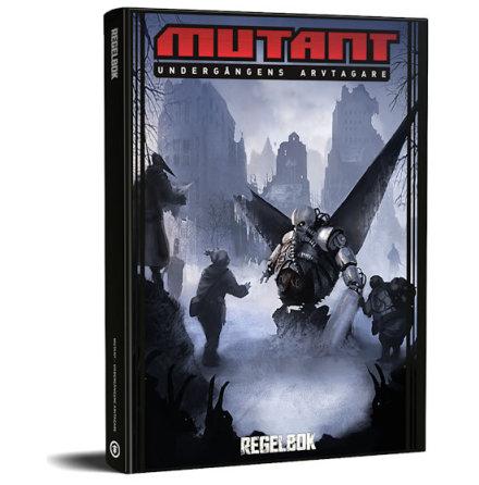 Mutant Undergångens arvtagare : Regelbok
