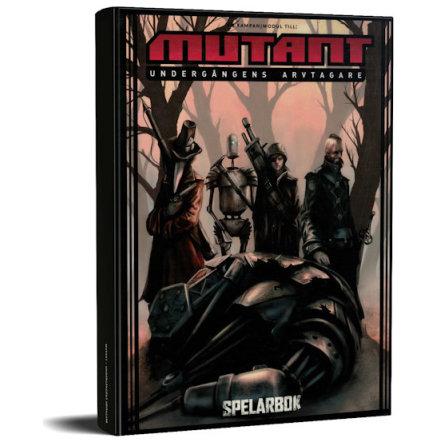 Mutant Undergångens arvtagare : Spelarbok