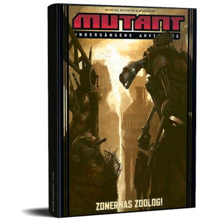 Mutant Undergångens arvtagare : Zonernas zoologi