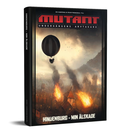 Mutant Undergångens arvtagare : Hindenburg - Min älskade