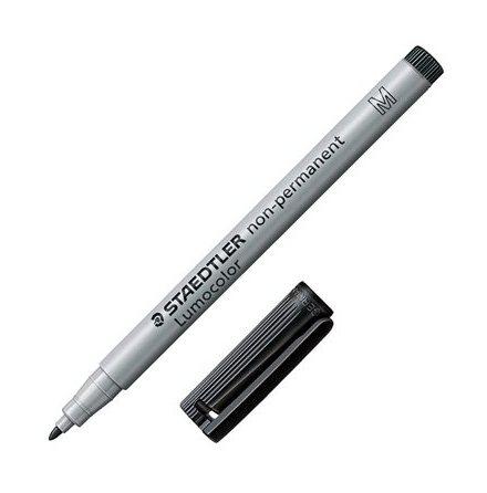 Single Water Soluble Marker: Black