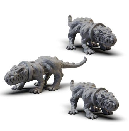 Ogre Crocodogs
