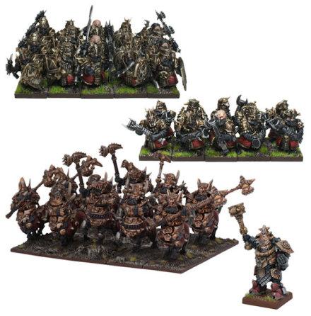 Abyssal Dwarf Army (release Mars 2020)
