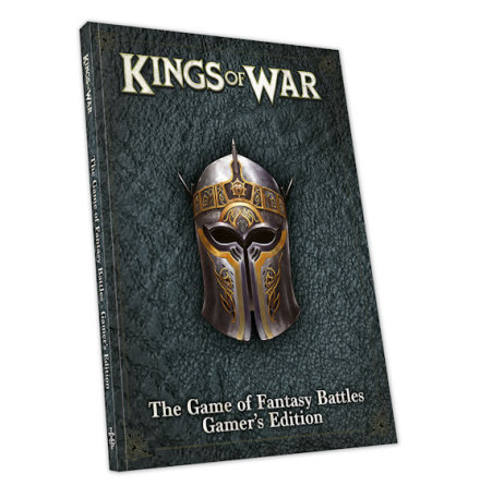 Kings of War 3rd Edition Gamer´s Edition