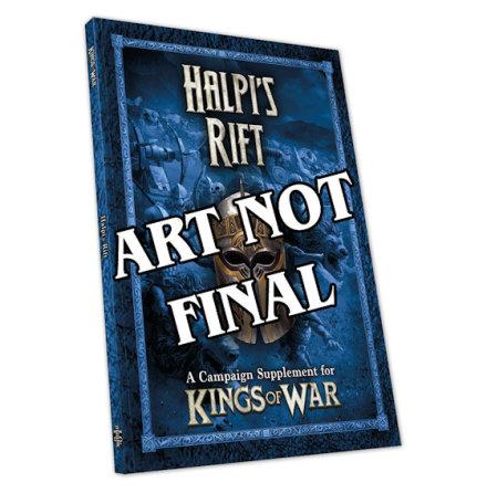 Kings of War: Halpis Rift (Campaign Book)