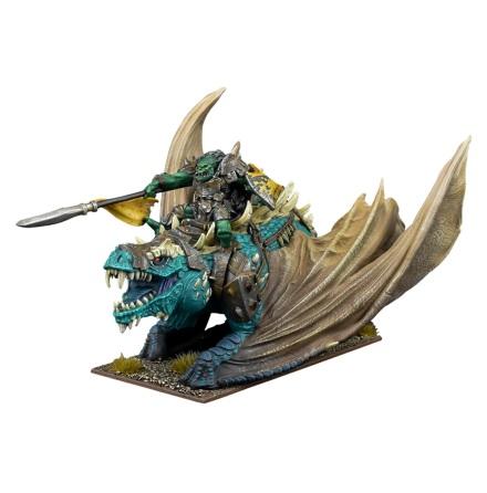 Orc Krudger on Winged Slasher