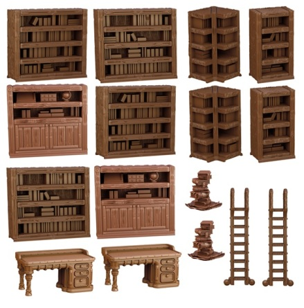 TERRAIN CRATE: LIBRARY