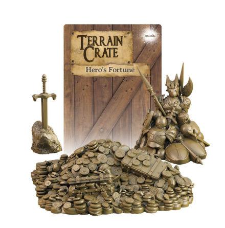 TERRAIN CRATE: HERO´S FORTUNE