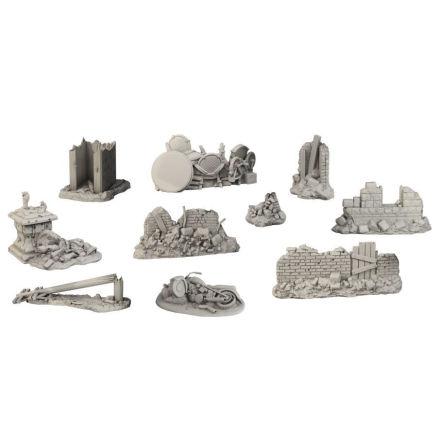 TERRAIN CRATE: Battlefield Debris