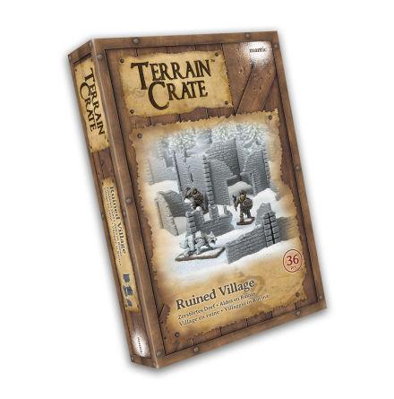 TERRAIN CRATE: RUINED VILLAGE