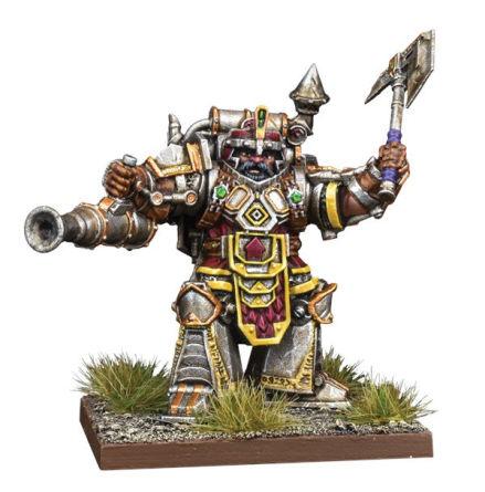 VANGUARD: Dwarf Support Pack: Steel Juggernaut