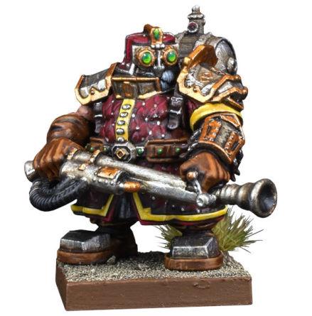 VANGUARD: Dwarf Support Pack: Flame Priest