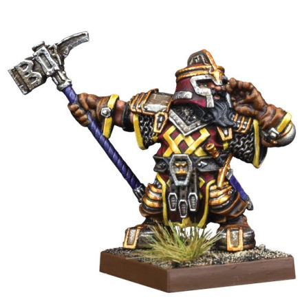 VANGUARD: Dwarf Support Pack: Shieldbreaker