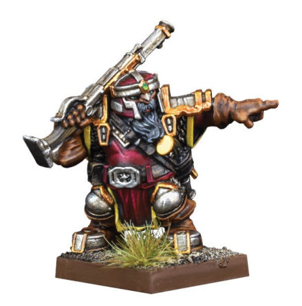 VANGUARD: Dwarf Support Pack: Ironwatch