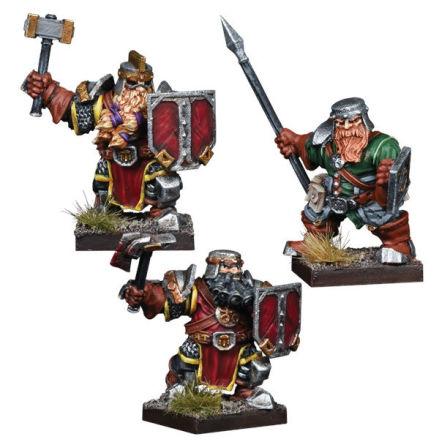 VANGUARD: Dwarf Reinforcement Pack