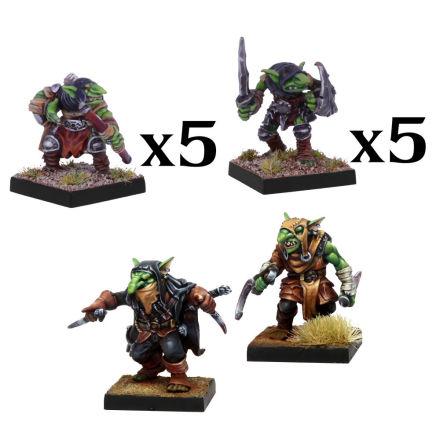 VANGUARD: Goblin Warband Set
