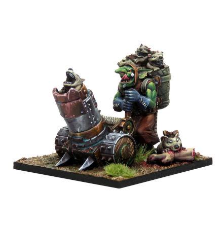 VANGUARD: Goblin Support Pack: Mawpup Launcher