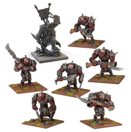 VANGUARD: Ogre Warband Set