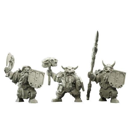 VANGUARD: Northern Alliance Dwarf Clansmen