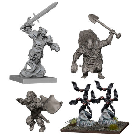 VANGUARD: Undead Warband Booster