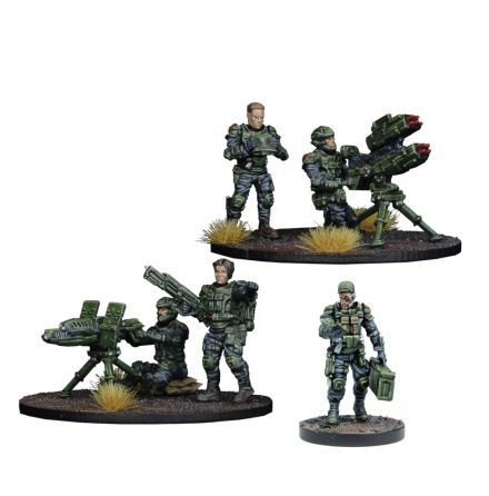 GCPS Anti-Tank Weapons Teams